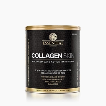 Imagem de Colágeno Collagen Skin Essential Nutrition Neutro 300g