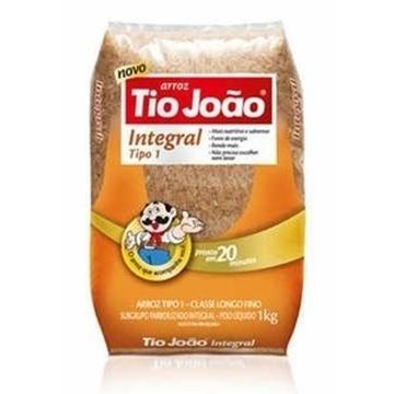 Imagem de Arroz Integral Tio João 500g