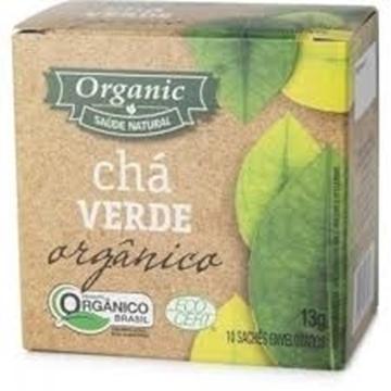 Imagem de Chá Verde Organic 13g