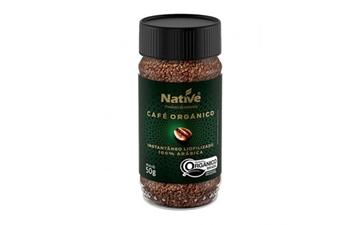 Imagem de Café Native Orgânico Liofilizado 50g