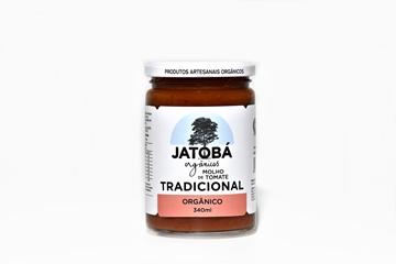 Imagem de Molho Tomate Jatobá Orgânico Tradicional 340g