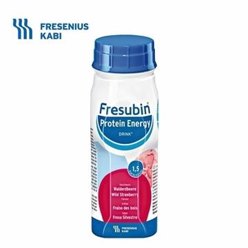Imagem de Fresubin Protein Frutas Vemelhas 200ml
