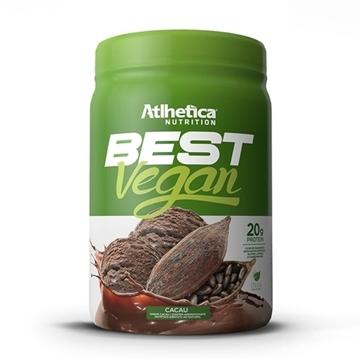 Imagem de Best Vegan Cacau Atlhetica Pote 500g
