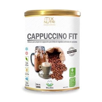 Imagem de Cappuccino Fit Mix Nutri 300g