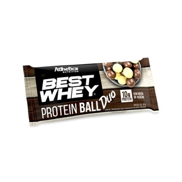 Imagem de Chocolate Best Whey Protein Ball Duo 50g