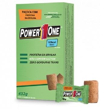 Imagem de Paçoca Vegana Power One 18g