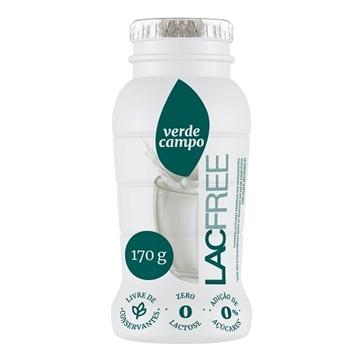 Imagem de Iogurte sem lactose Verde Campo Natural 170g