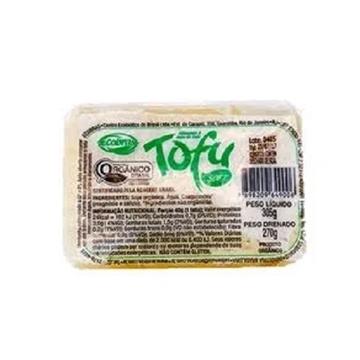 Imagem de Tofu Ecobras Soft Orgânico 270g