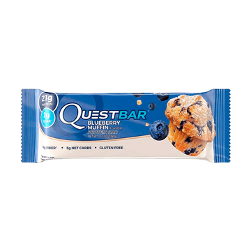 Imagem de Barra de Proteína Quest Bar Blueberry Muffin 60g