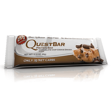 Imagem de Barra de Proteína Quest Bar Cookie Dough 60g