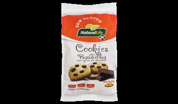 Imagem de Biscoito Cookies de Baunilha com Chocolate Sem Glúten 180g