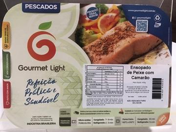 Imagem de Ensopado Gourmet Light Peixe com Camarão 400g