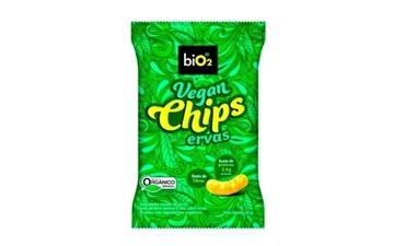 Imagem de Vegan Chips Ervas Bio2 40g