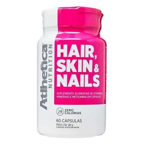 Imagem de Hair Skin & Nails Atlhetica 60cps