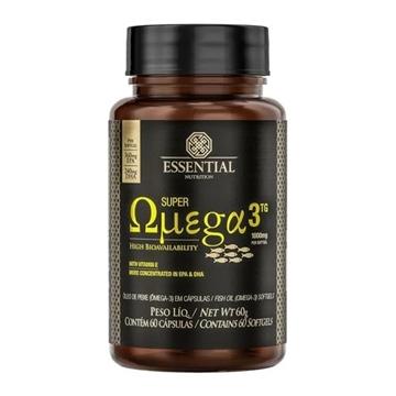 Imagem de Super Omega 3 Tg Essential Nutrition 60cps