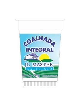 Imagem de Coalhada Integral JL Master Laticínio 200g