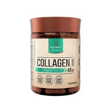 Imagem de Colágeno Collagen 2 Nutrify 60 caps