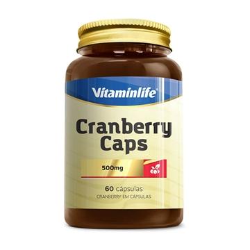 Imagem de Cranberry Vitamin LIfe 500mg 60cps