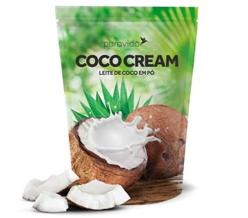Imagem de Leite de Coco em Pó Coco Cream Pura Vida 250g