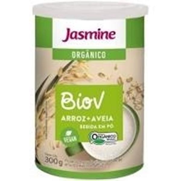Imagem de Bebida Vegetal Biov Arroz e Aveia em Pó Jasmine 300G