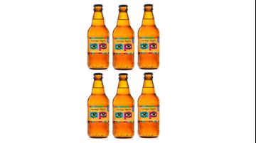 Imagem de Cerveja Capitu Sem Glúten 310ml - 6 unidades