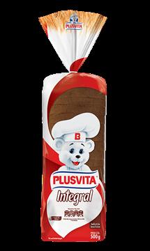 Imagem de Pão de Forma Integral Plusvita 500g