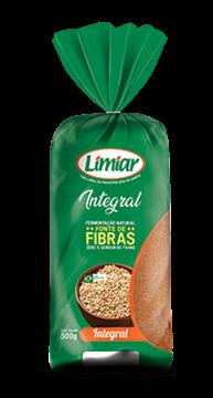 Imagem de Pão de Forma Integral Limiar 500g