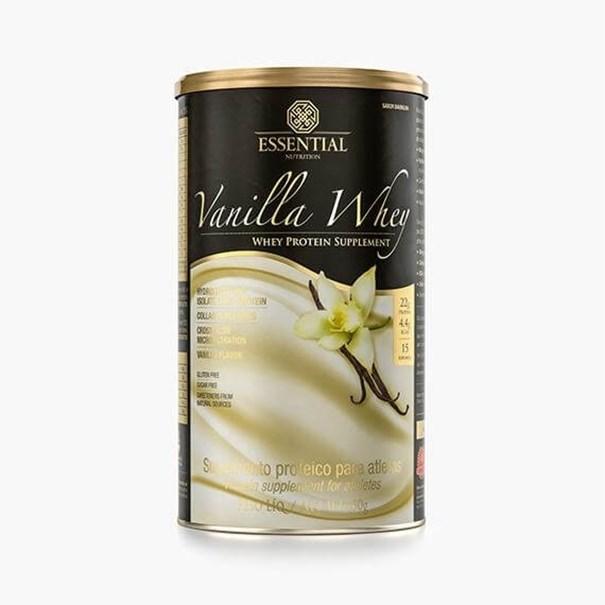 Imagem de Proteína Vanilla Whey Essential Nutrition 450g