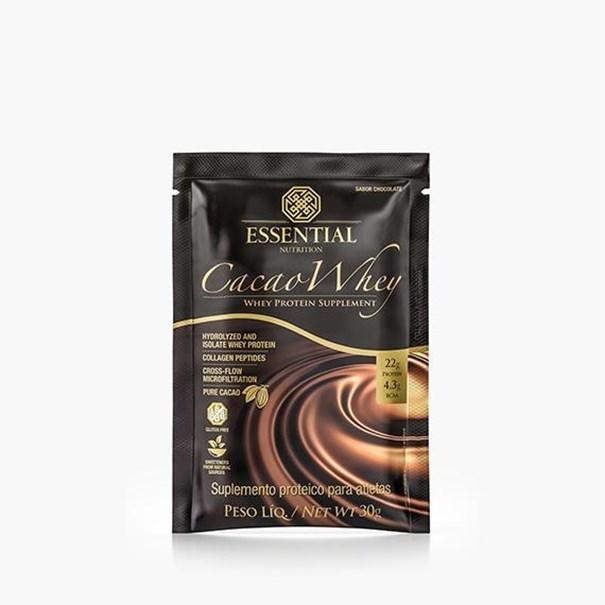 Imagem de Proteína Essential Nutrition Cacao Whey sache 30g