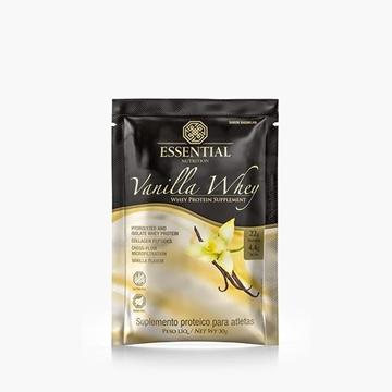 Imagem de Proteína Essential Nutrition Vanilla Whey sache 30g