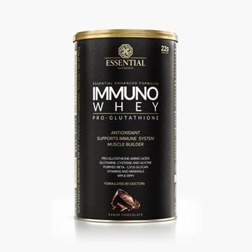Imagem de Immuno Whey Proteína Essential chocolate 465g