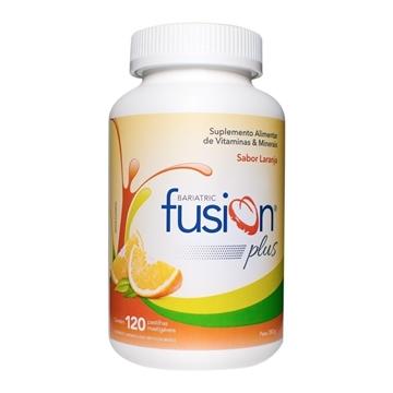 Imagem de Suplemento Vitamínico Bariatric Fusion Laranja 120 past