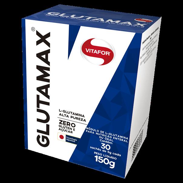 Imagem de Glutamina Glutamax sachê 5g caixa 30un