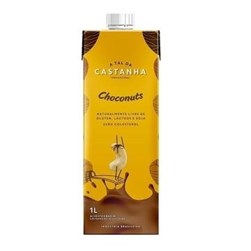Imagem de Bebida  de Castanha Choconuts A Tal da Castanha  1L