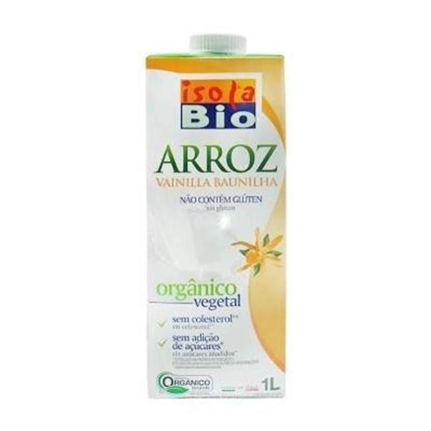 Imagem de Bebida de Arroz Isolabio 1L
