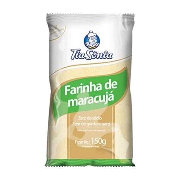 Imagem de Farinha de Maracujá Tia Sonia 150g