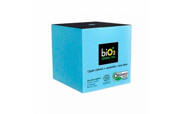 Imagem de Chá Herbal Bio2 Verde Camomila 19.5g