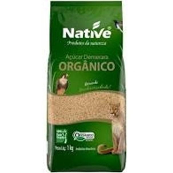 Imagem de Açúcar Demerara Orgânico Native 1kg