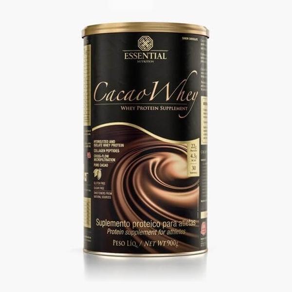 Imagem de Proteína Cacao Whey Essential Nutrition 900g