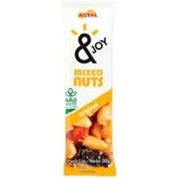 Imagem de Barra de Cereal Mixed Nuts Agtal Original 30g