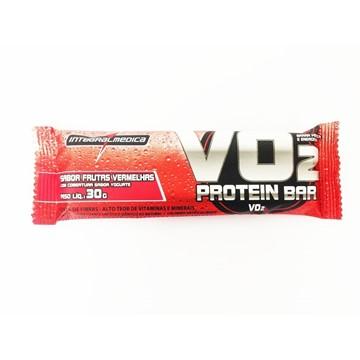 Imagem de Barra de Proteína VO2 Slim Frutas Vermelhas Integral Médica Yogurt 30g