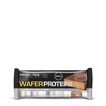 Imagem de Barra de Proteina Wafer Bar Probiótica Amendoim 30g