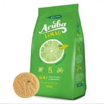 Imagem de Biscoito Aruba Limão Sem Glúten 100g