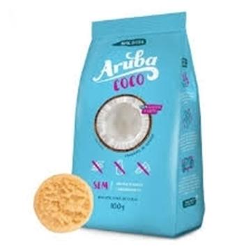 Imagem de Biscoito Aruba Coco Sem glúten 100g