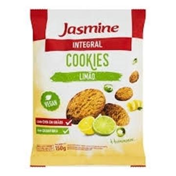 Imagem de Biscoito Cookies Jasmine Integral Limão 150g