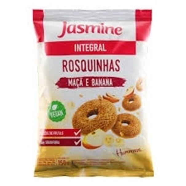 Imagem de Biscoito Rosquinhas Jasmine integral Banana Maçã 150g