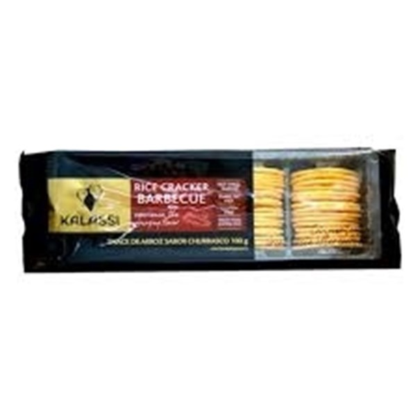 Imagem de Biscoito Cracker Kalassi Barbecue 100g