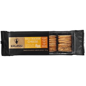 Imagem de Biscoito Cracker Kalassi Cheese 100g