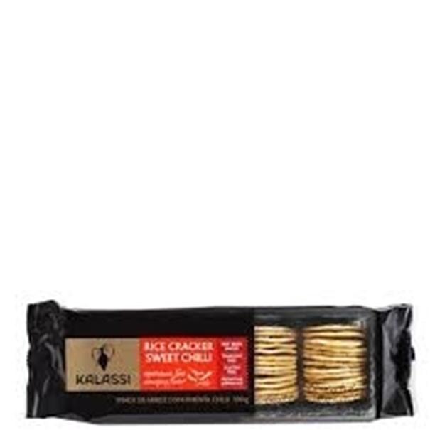 Imagem de Biscoito Cracker Kalassi Pimenta Chili 100g