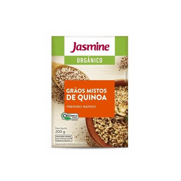 Imagem de Quinoa Real Jasmine Grãos Mistos Orgânica 250g